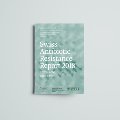 Swiss Antibiotic Resistance Report 2018
