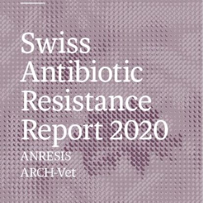 Swiss Antibiotic Resistance Report 2020
